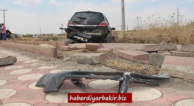 Diyarbakır-Şanlıurfa Karayolunda trafik kazası: 3 yaralı