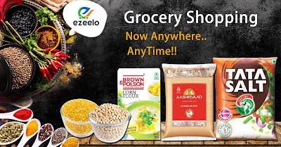 Online groceries kanpur