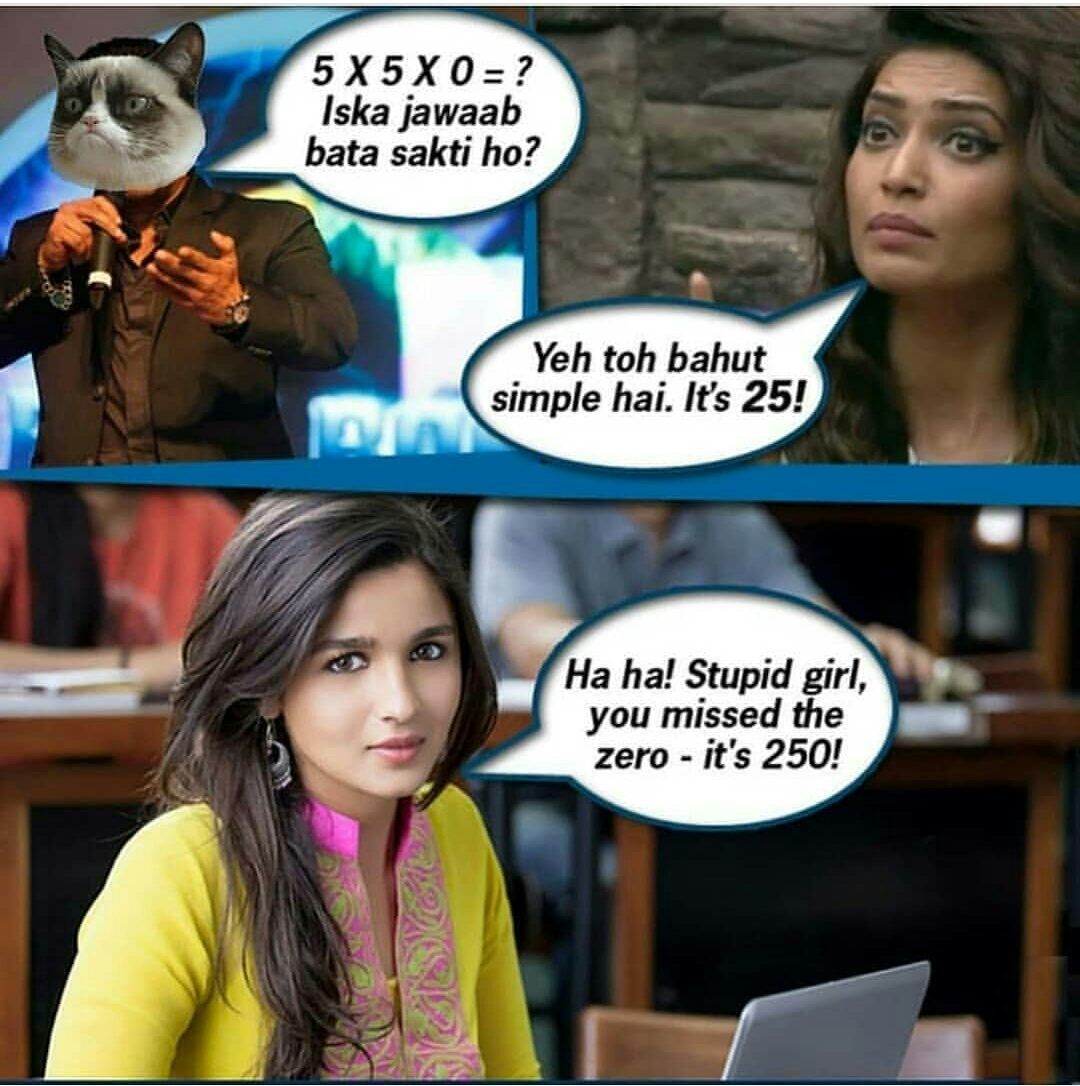 Funny Bollywood Memes Hindi
