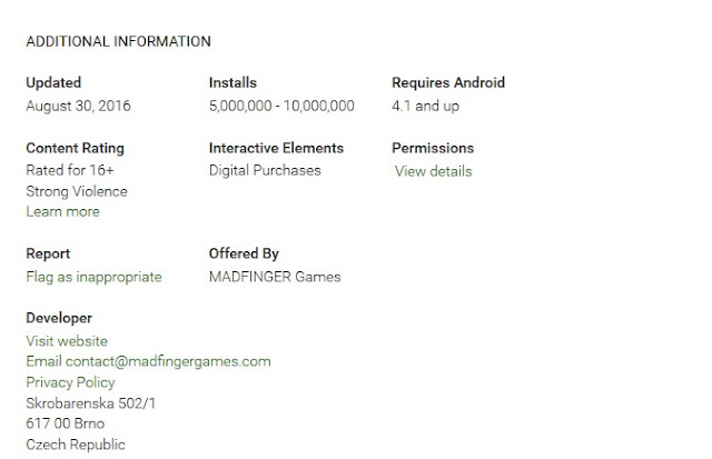 Game Online Android Unkilled