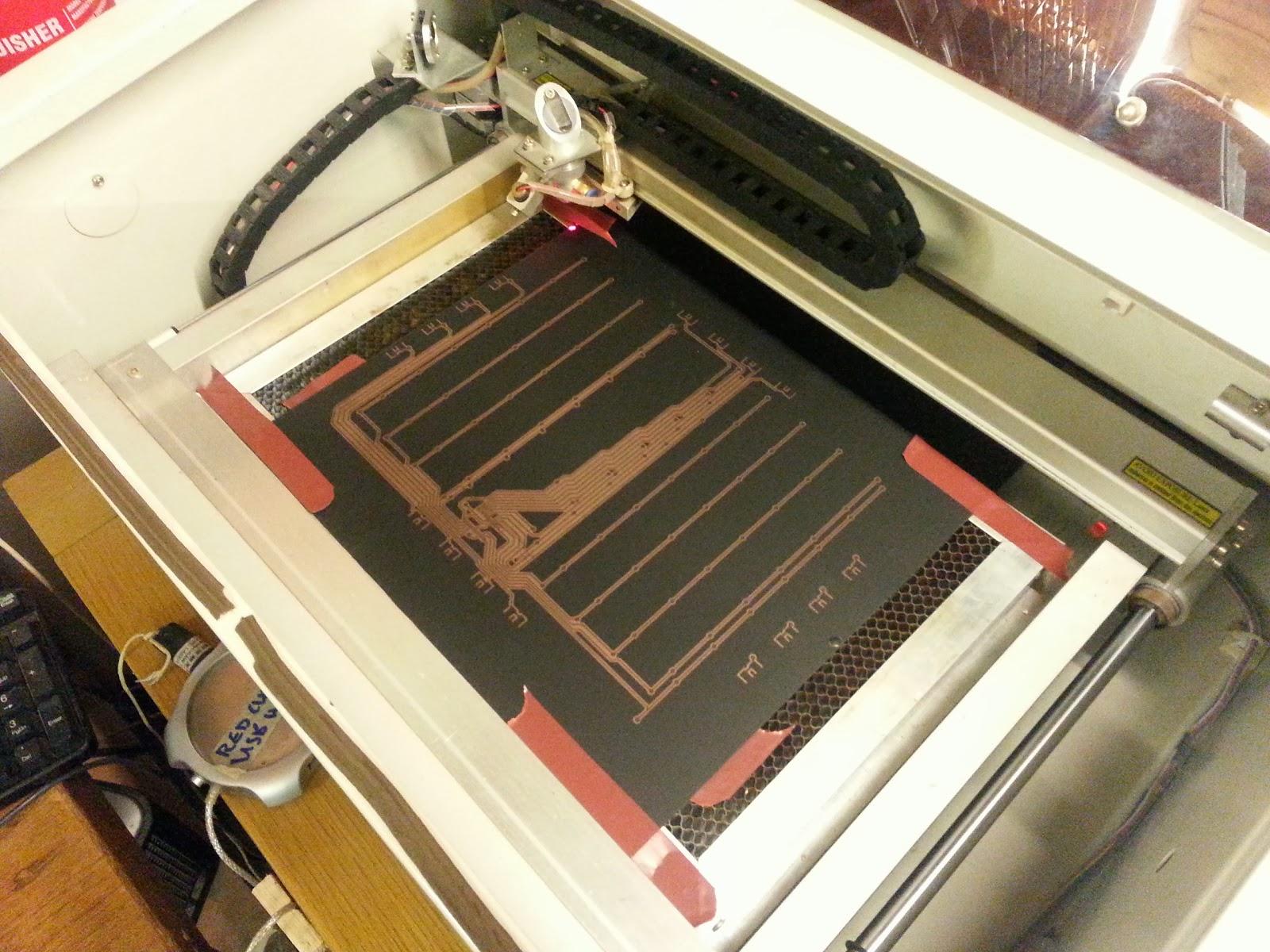 Make Pc Boards Using Pressnpeel