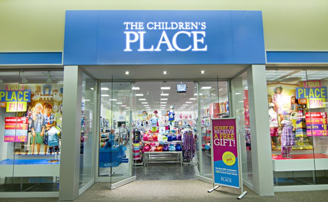 Childrens Place Credit Card Login At Www Childrensplace Com Click