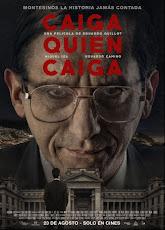 pelicula Caiga Quien Caiga (2018)