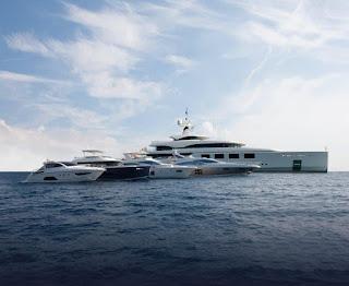 Azimut|Benetti primo produttore di mega yacht