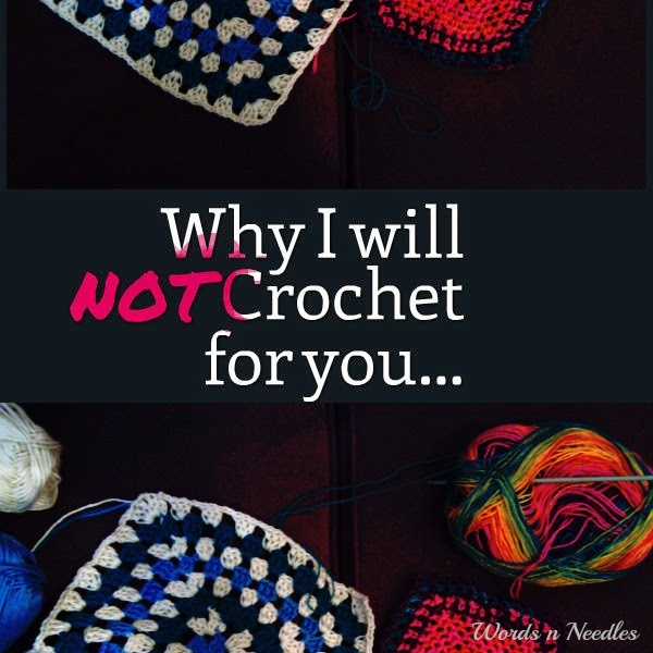 why not to crochet