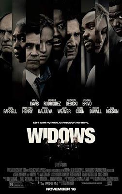 Sinopsis Film Widows (2018)