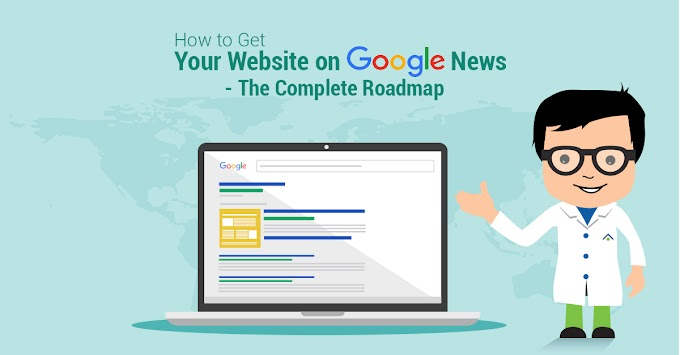 Add your website to the Google search engine