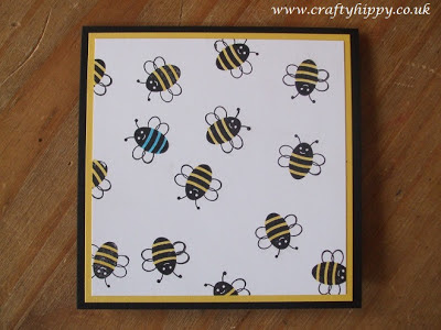 Stampin' Up! Spring Sampler - Bee