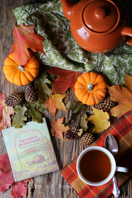 Autumn Tea; The charm of Home
