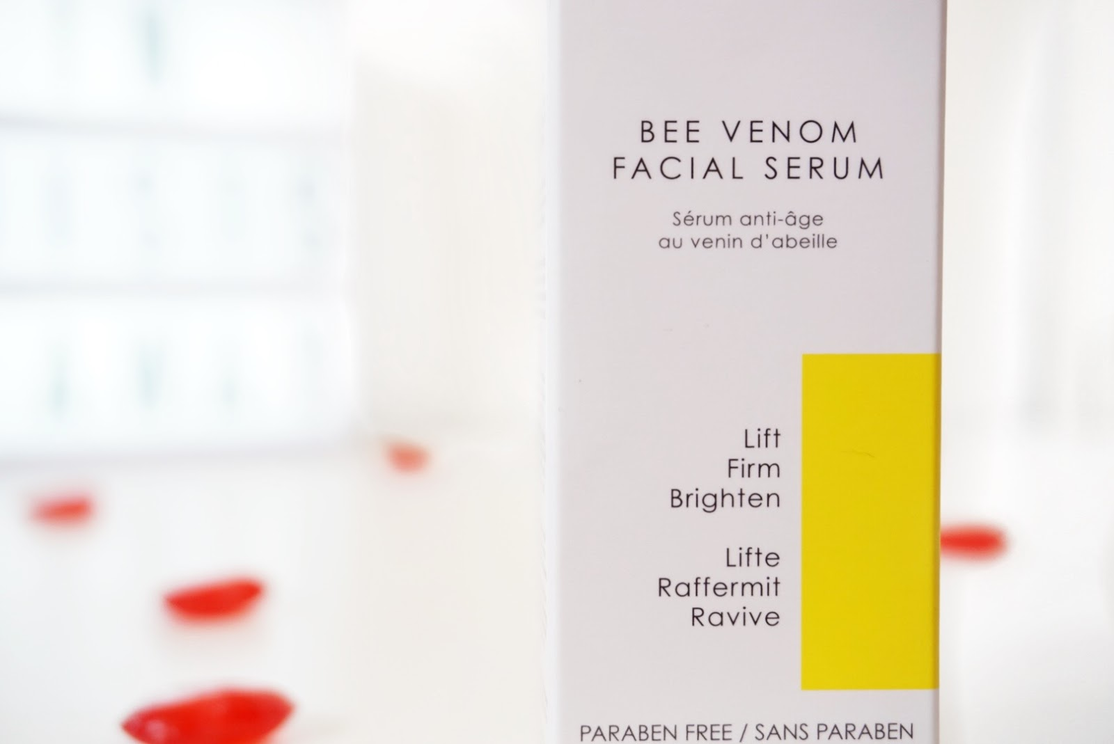 Skinchemists Bee Venom Facial Serum Packaging