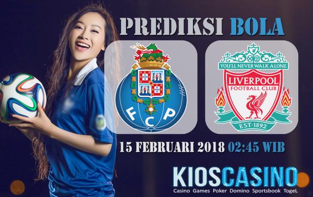 Prediksi Porto vs Liverpool 15 Februari 2018