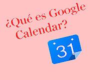 que es google calendar