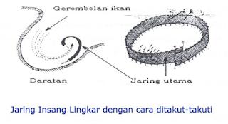 gillnet lingkar