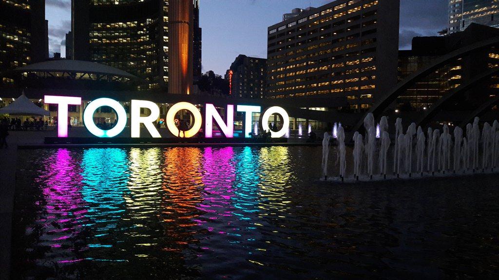 Toronto, a maior cidade do Canadá