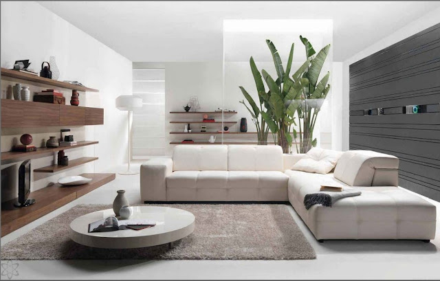 Desain Ruang Tamu Minimalis 2017