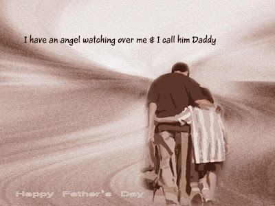 Fathers Day to My Dad in Heaven Poems