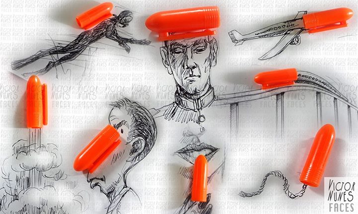 26-Pen-Cap-Drawings-Victor-Nunes-The-Art-of-Making-and-Drawing-Faces-using-Everything-www-designstack-co
