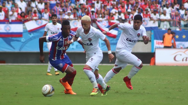Bahia vence por 2×1 e reverte vantagem do Vitória no Baianão 2018 ... f9306033f86ba