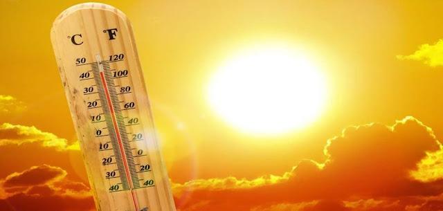 Σε υψηλά επίπεδα η θερμοκρασία σήμερα στην Αργολίδα
