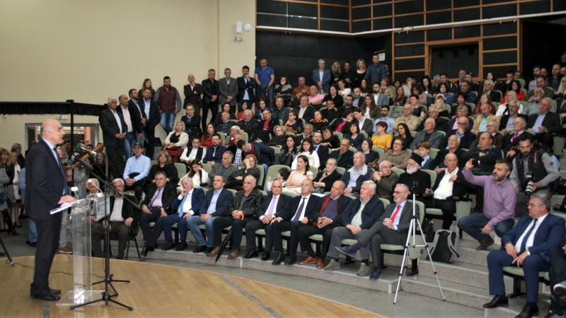 Η Νέα Περιφερειακή Αναγέννηση παρουσίασε τους υποψηφίους της στην Π.Ε. Δράμας