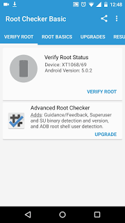 root checker image showing alt text