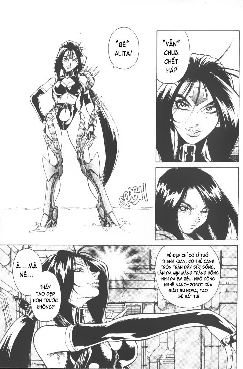 Battle Angel Alita chapter 48 trang 39