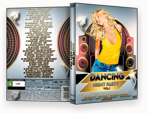 CAPA DVD – Dance Night Party Vol.1 -ISO