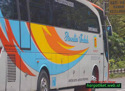 Gambar Bus Rosalia Indah