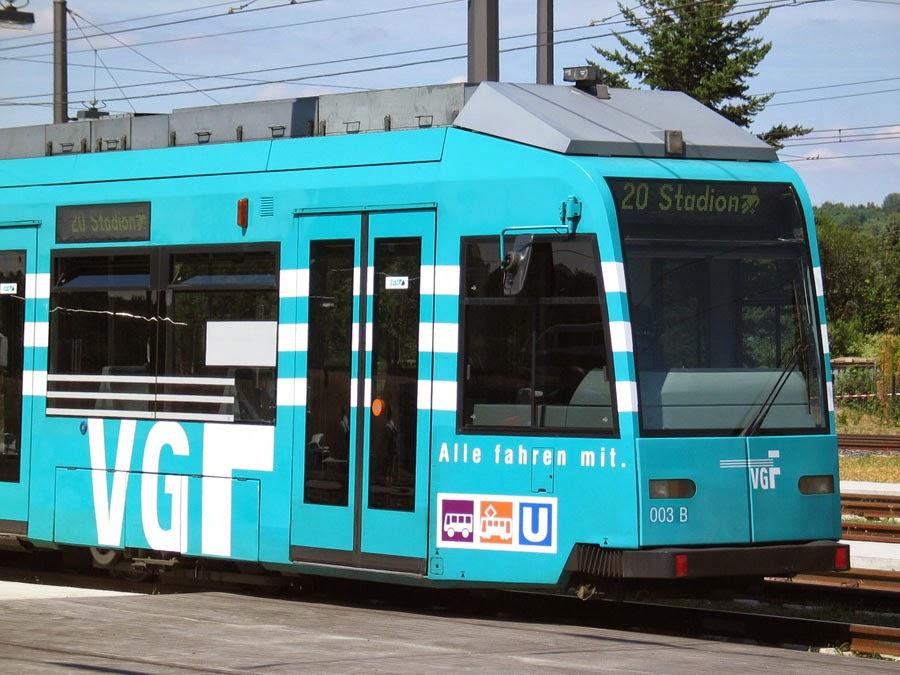 Rmv Straßenbahn