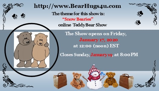 "Online-Show ""Snow Bearies"""