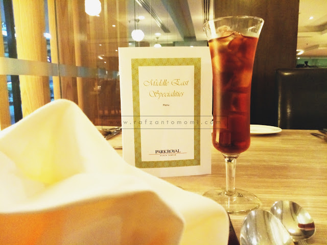 Chatz Brasserie, PARKROYAL Kuala Lumpur