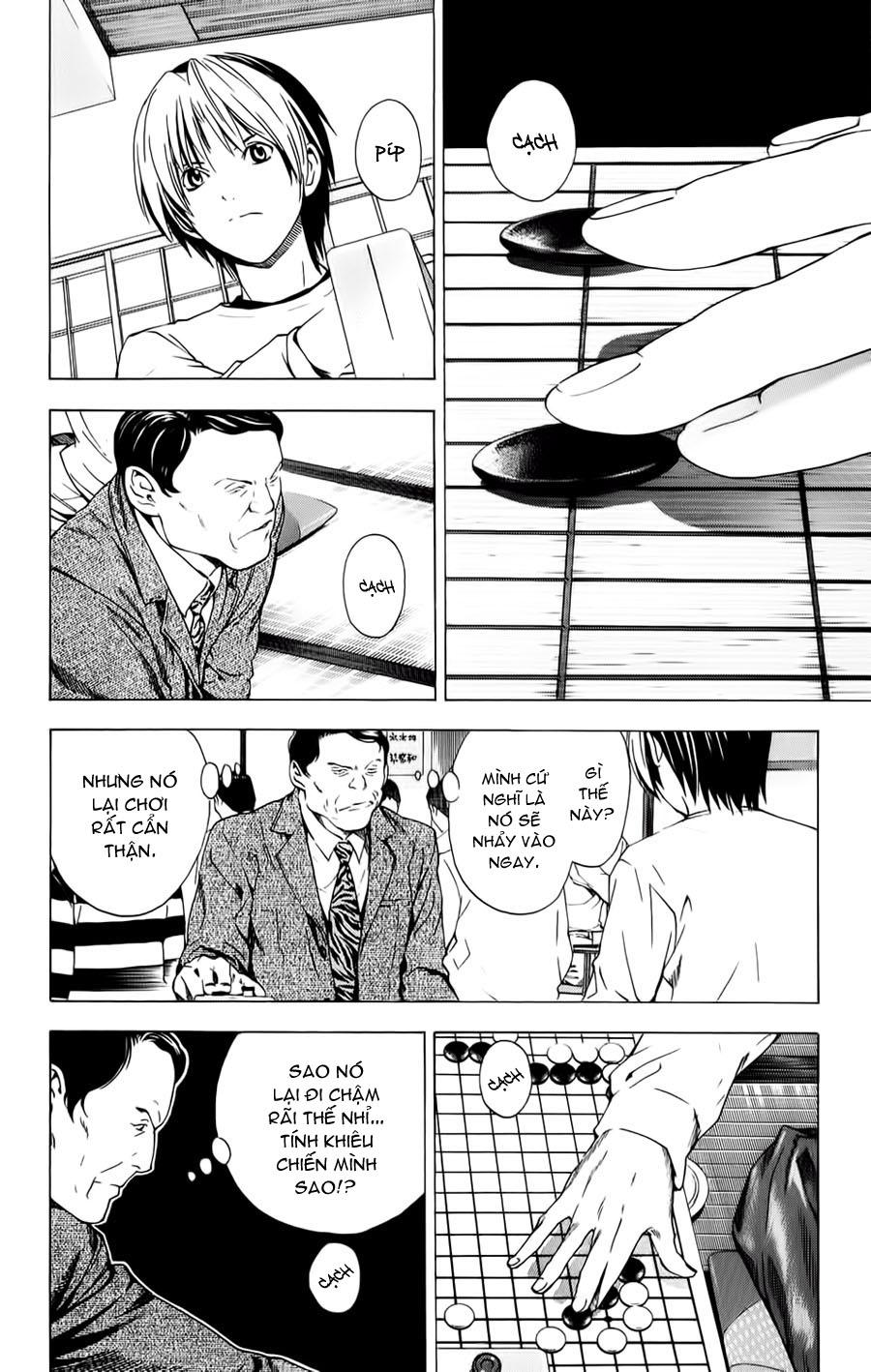 Hikaru No Go hikaru no go chap 153 trang 3