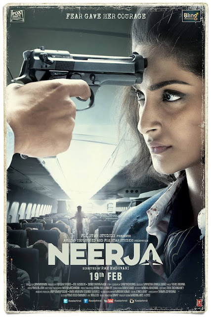 Neerja (2016) Worldfree4u - HDRip 720P Hindi Movie - Khatrimaza