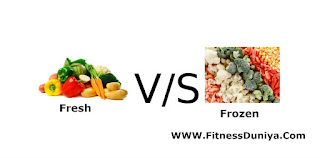 which one is better fresh or frozen vegetables,frozen products side effects,bad effects of frozen foods,fresh vegetables compare to frozen vegetables