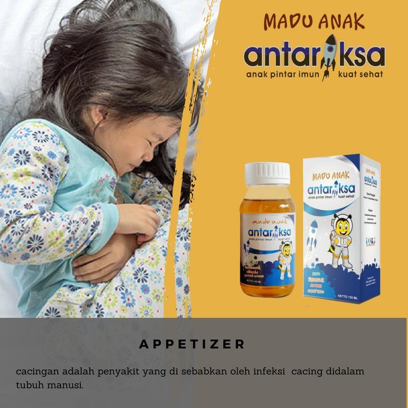 Obat Cacing Alami Untuk Anak Usia 3 Tahun