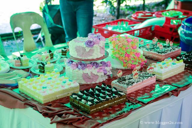 Pakej Perkahwinan MZ Garden Hall Bangi