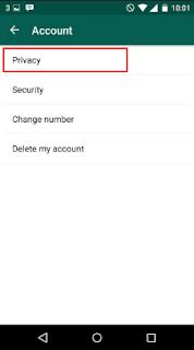 mematikan kode online di whatsapp