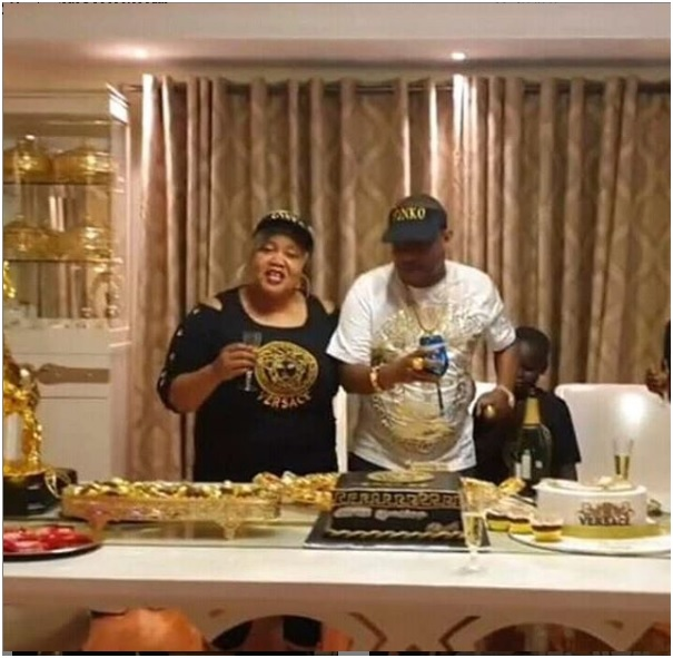 4 - Money is good! See PHOTOs from Governor SONKO's lavish birthday party, flashy life was displayed everywhere.