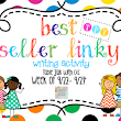 BEST SELLING WRITING ACTIVITY **giveaway AND linky!