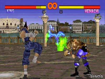 Tekken a Venezia