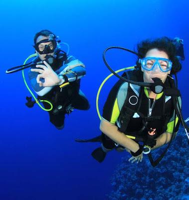 Spot Arrow Dive Centre Bali