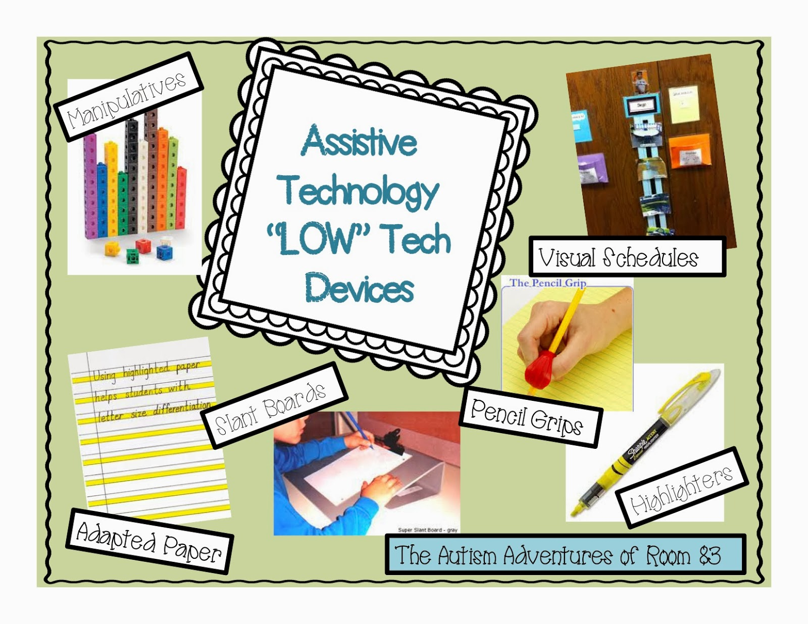 There's an App for That: Assistive technology (AT) and Learning Disabled Children