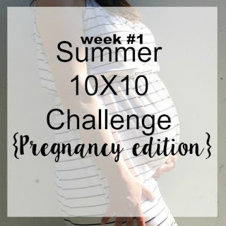 Summer 10X10 Capsule // Week 1