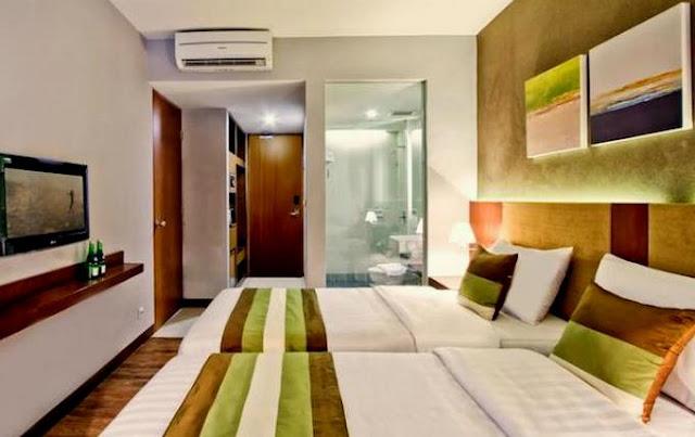 Hotel Grand Whiz Kelapa Gading | Melepas Kepenatan di Trampoline Park Jakarta