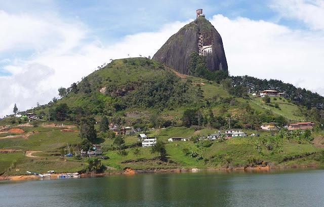 La Piedra Del Peñol - Colômbia