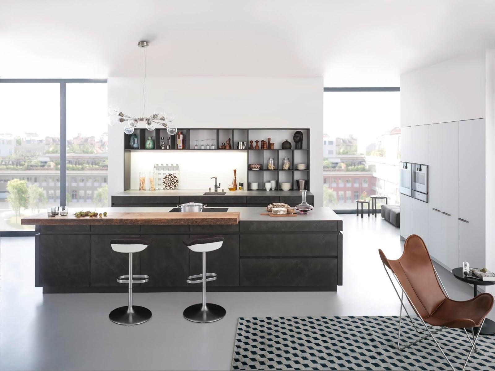 Jak zaprojektować kuchnię aby była przestronna?