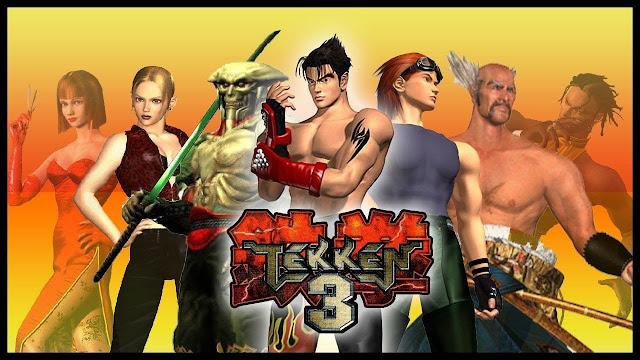 تحميل لعبة tekken 3 تيكن 3 للكمبيوتر من ميديا فاير