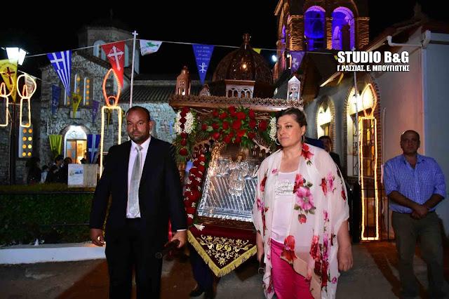Τον Άγιο Αθανάσιο γιόρτασαν στο Κουρτάκι (βίντεο)