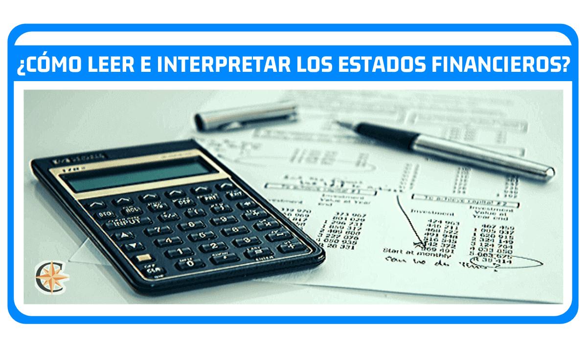 Cómo Leer e Interpretar los Estados Financieros