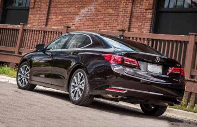 2018 Acura Tlx Type S Review And Release Date